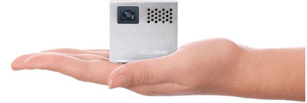 CUBE, Pocket Size Home Cinema