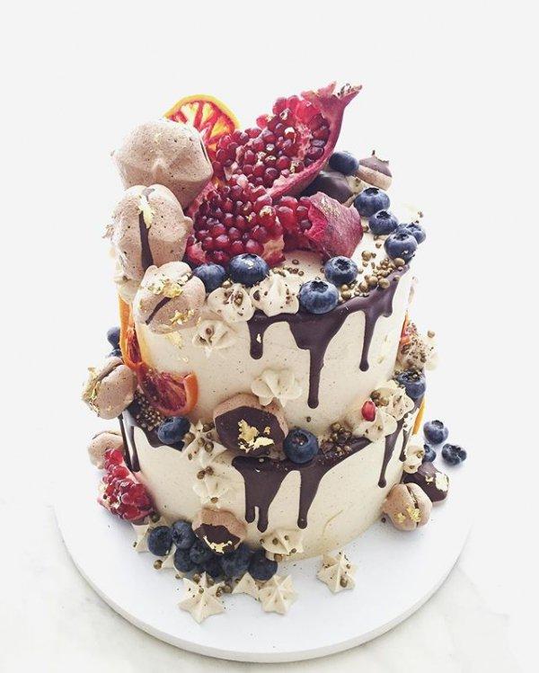 food, dessert, flower, cake, produce,