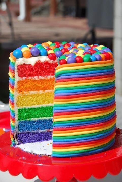 A Trifecta of Rainbows