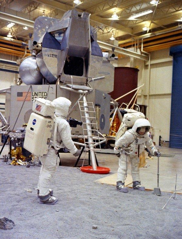 Lyndon B. Johnson Space Center, Houston