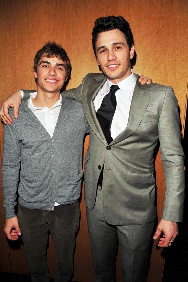 Dave Franco and James Franco