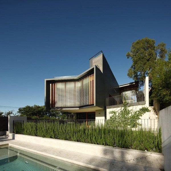 Environmental-Friendly Modern Home in Australia