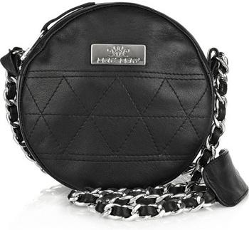 Meli Melo 'Mini O' Leather Shoulder Bag