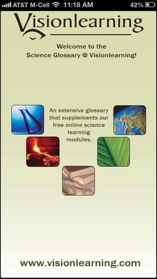 Science Glossary