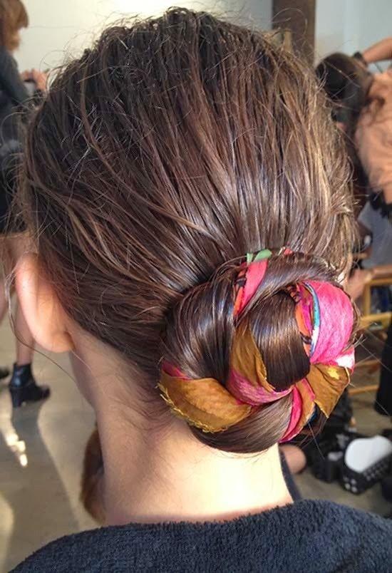 hair,hairstyle,hair coloring,brown hair,long hair,