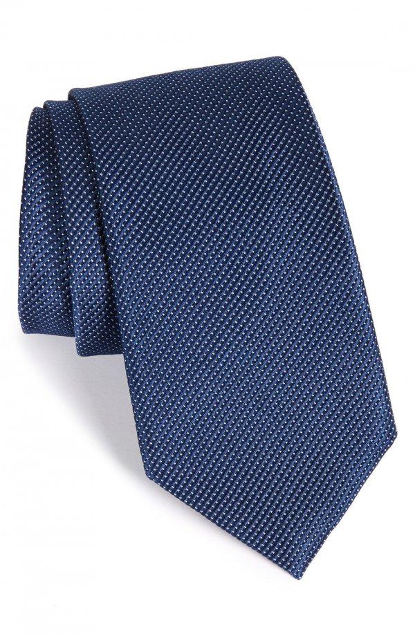 blue, pattern, design, necktie, polka dot,