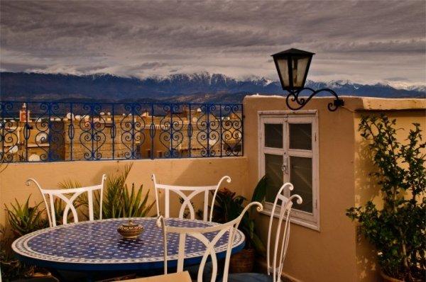 Maison Anglaise, Taroudant, Morocco