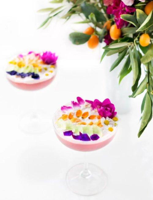 food, dessert, petal, flower, produce,