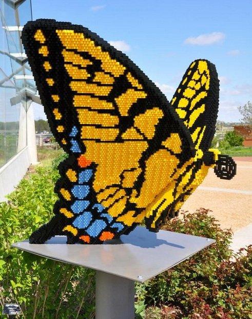 Lego Sculptor
