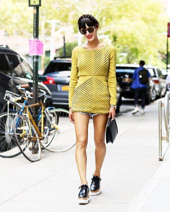 clothing,yellow,sleeve,spring,footwear,