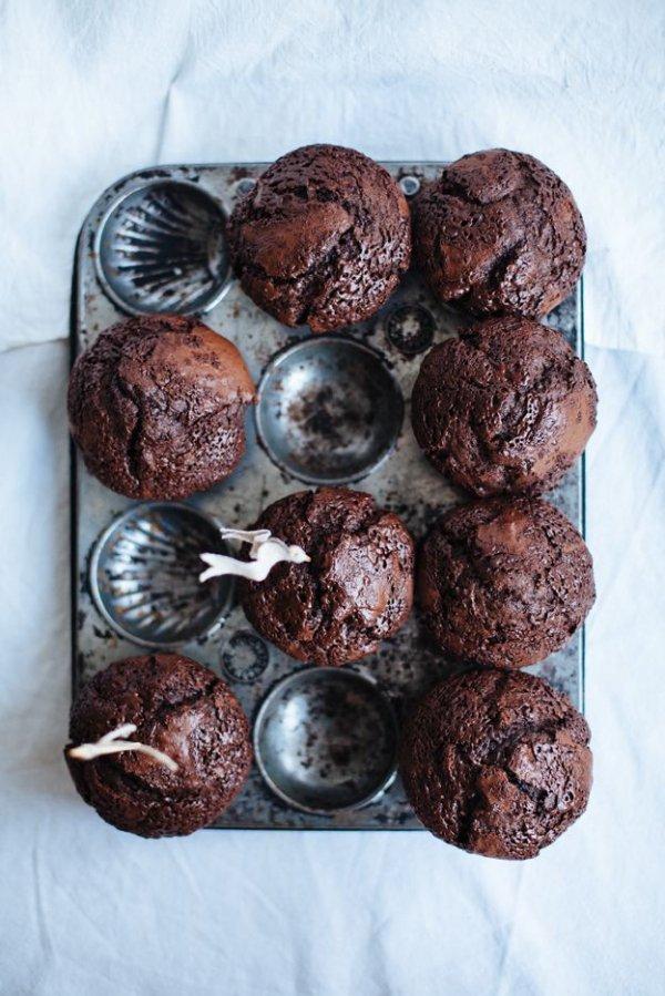 Food, Chocolate brownie, Dish, Cuisine, Chocolate,
