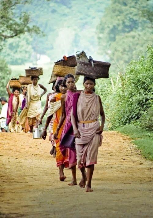 Women at Work, Orissa