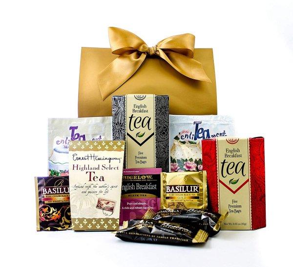 Product, Hamper, Present, Food, Snack,