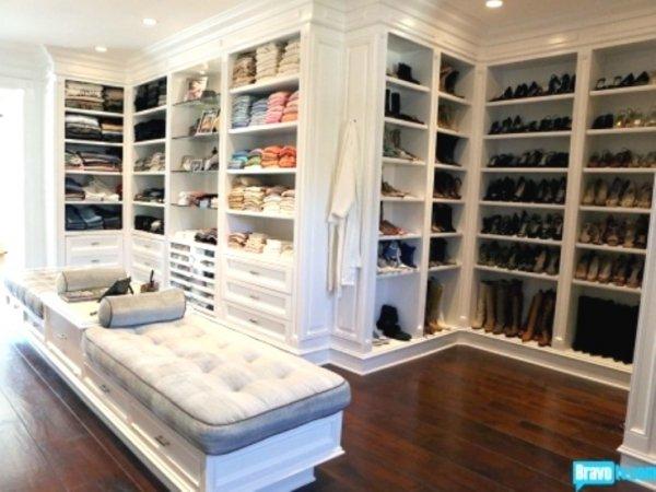 Organized and Clean Dream Closet