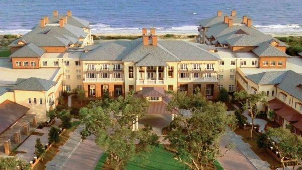 The Sanctuary Hotel at Kiawah Island Golf Resort, South Carolina