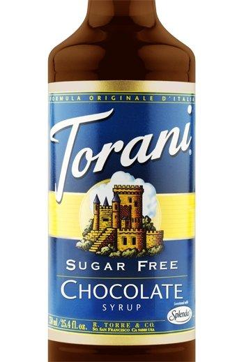 Torani Sugar-Free Chocolate Syrup