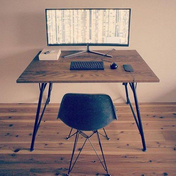 furniture, table, desk, wood, lighting,