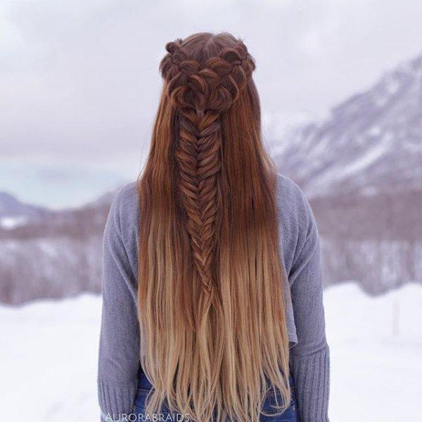 hair, hairstyle, long hair, human hair color, brown hair,