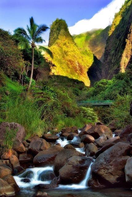 Iao Valley State Park, Maui