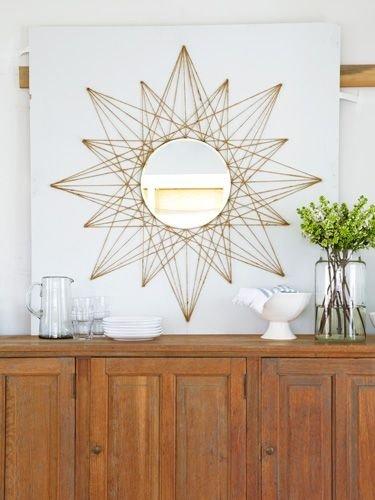 Star Strung Mirror