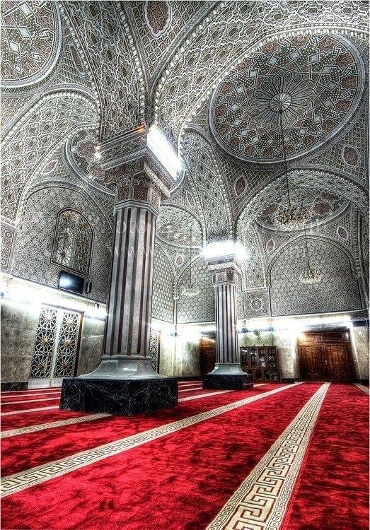 Abu Hanifa Mosque, Baghdad, Iraq