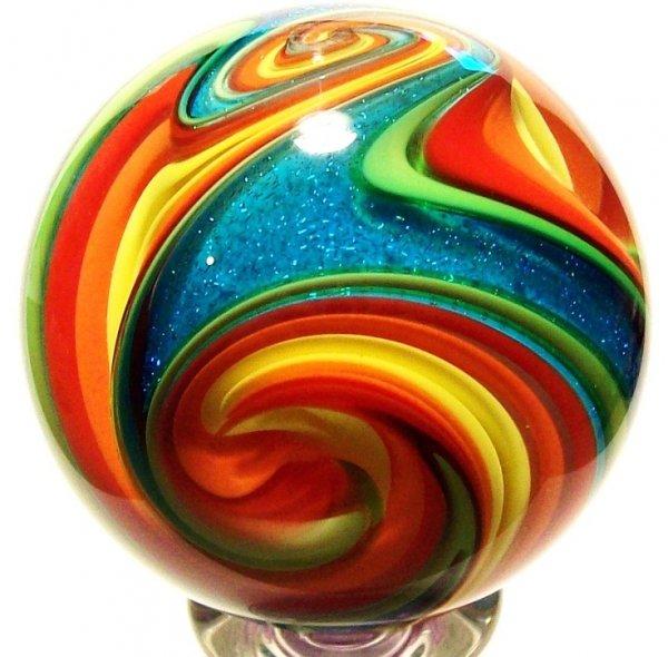 Art Glass Marbles
