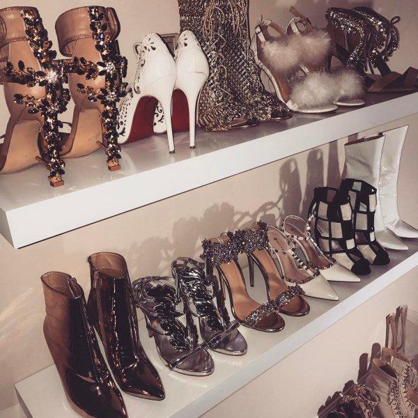footwear, shoe, shoe store, sandal, outdoor shoe,
