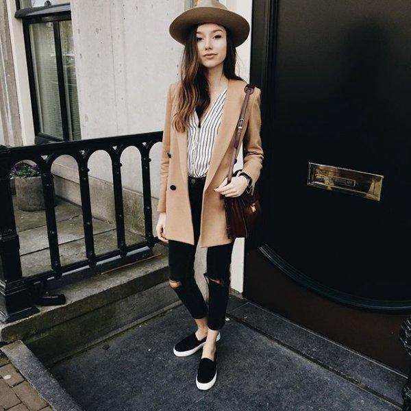 black, clothing, footwear, fashion, spring,