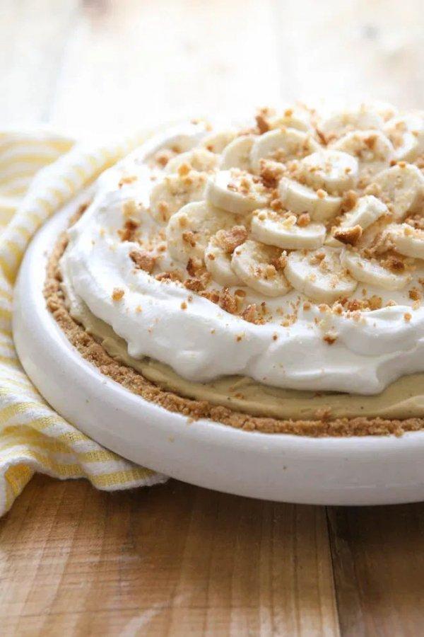 Dish, Food, Cuisine, Cream pie, Dessert,