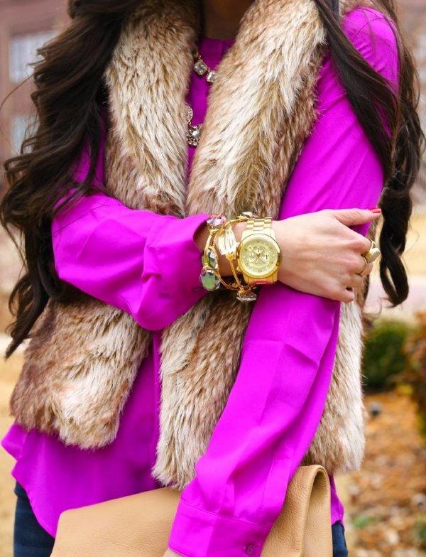 clothing,pink,fur,purple,fur clothing,