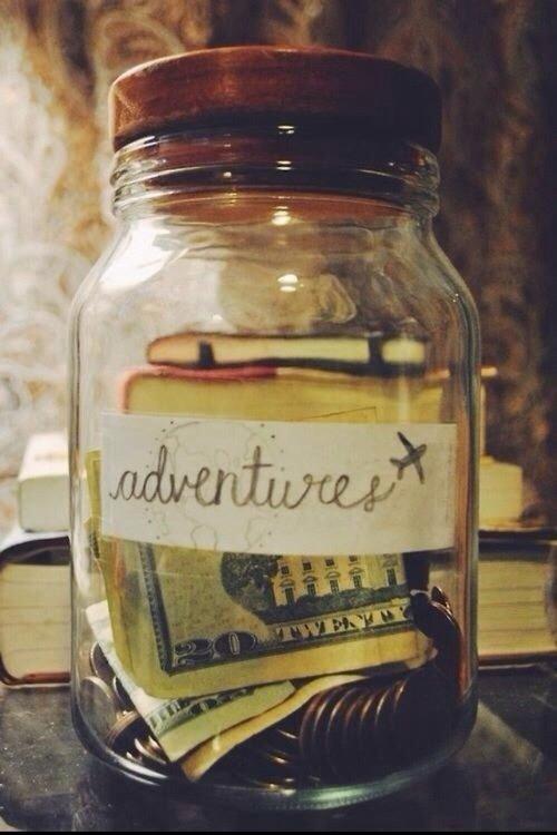 Put Your Cash in a Jar