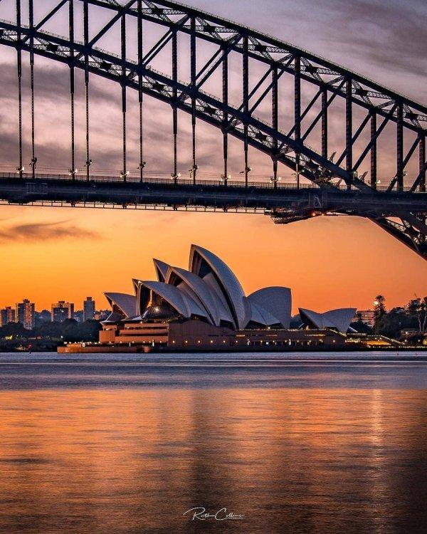 cityscape, reflection, landmark, water, bridge,