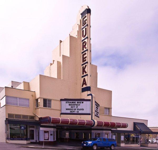 Eureka Theater, California
