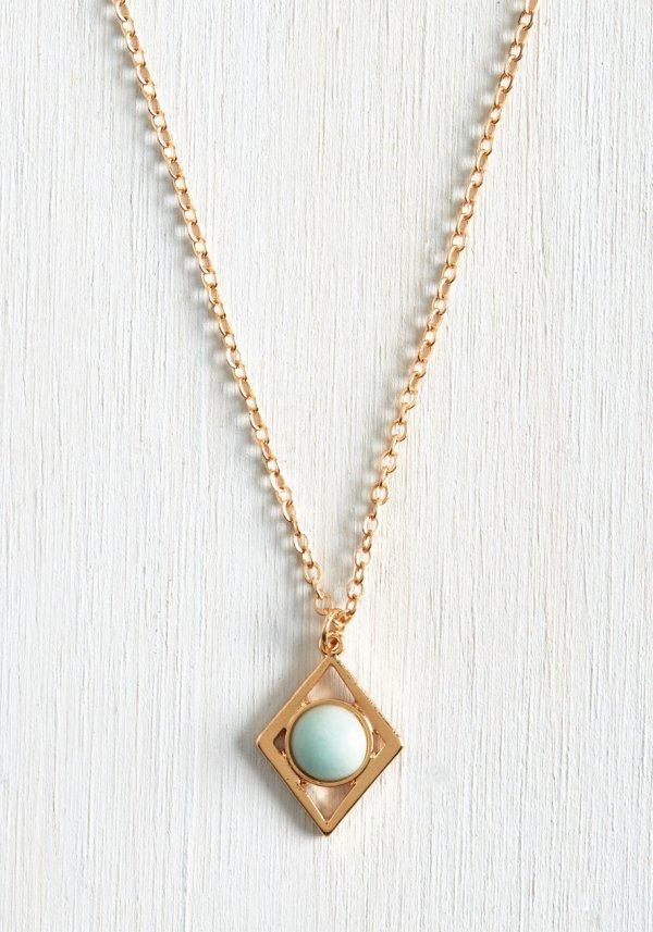Maven of Minimalism Necklace