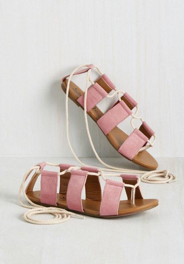My Kind of Ghillie Sandal