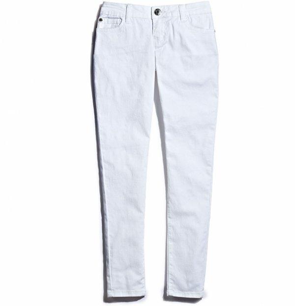 MARSHALLS White Denim Jeans
