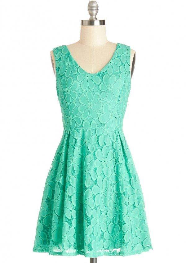 Meadow Magic Dress