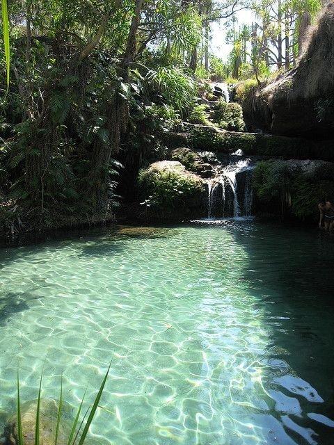 Natural Swimming Pool, Isalo National Park