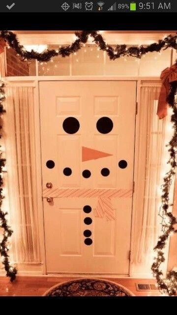 Cute Door Decoration