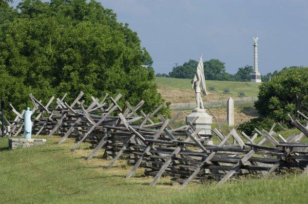 Antietam Battlefield, Sharpsburg, Maryland