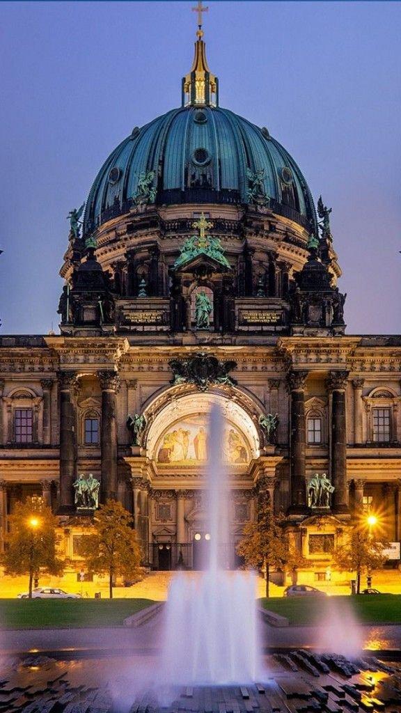 Berlin Cathedral,Berlin,Fernsehturm Berlin,Fernsehturm Berlin,Berlin,