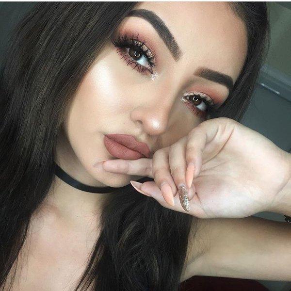 eyebrow, face, hair, cheek, black,