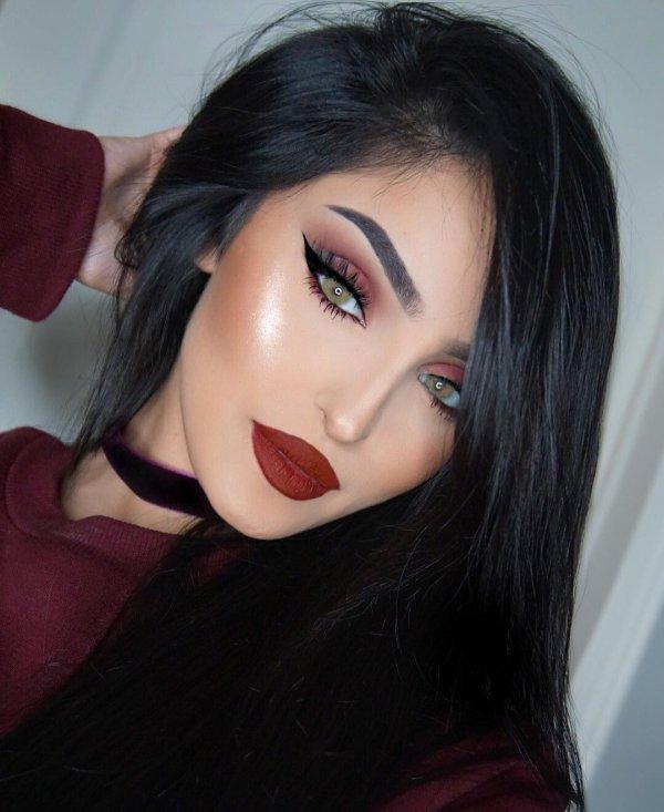 eyebrow, beauty, lip, human hair color, black hair,