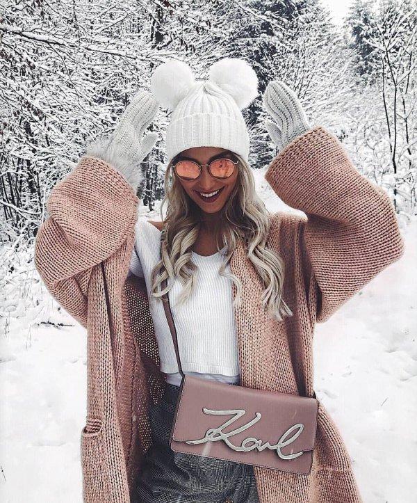 winter, knit cap, headgear, cap, beanie,