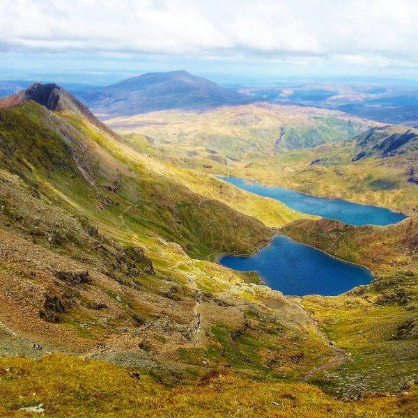 highland, tarn, fell, loch, wilderness,