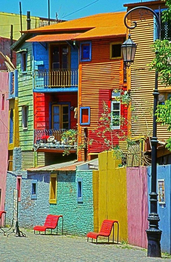color,house,neighbourhood,human settlement,art,