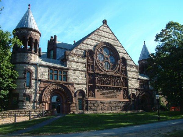 Princeton University – 90.9