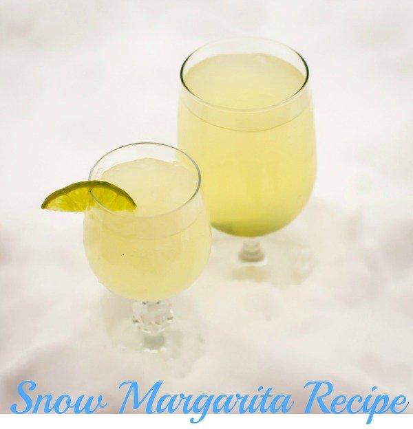 Snow Margaritas