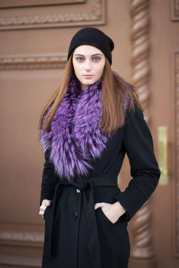 Purple Fur?!