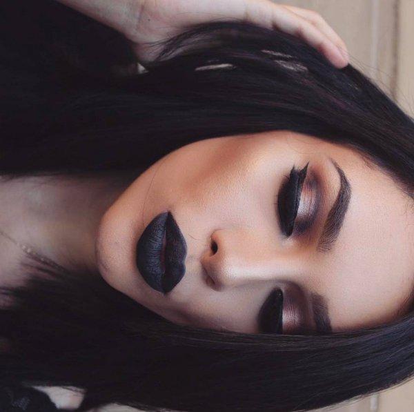 face, black, nose, image, woman,